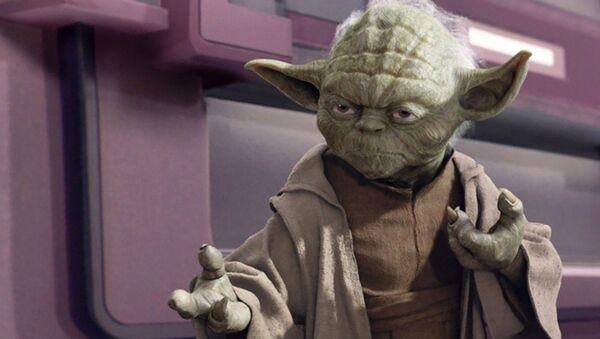 Yoda z Hvězdných válek - Sputnik Česká republika