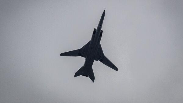 Strategický bombardér Tu-22M3 - Sputnik Česká republika