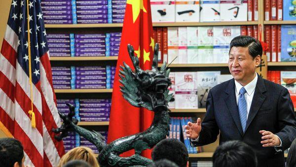 Prezident ČLR Si Ťin-pching - Sputnik Česká republika