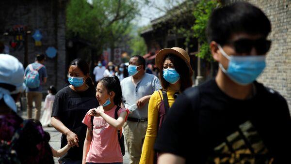 Peking dne 1. května 2020 - Sputnik Česká republika