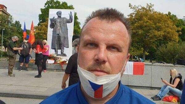 Černohorský vrátil maršála na jeho důstojné místo - Sputnik Česká republika