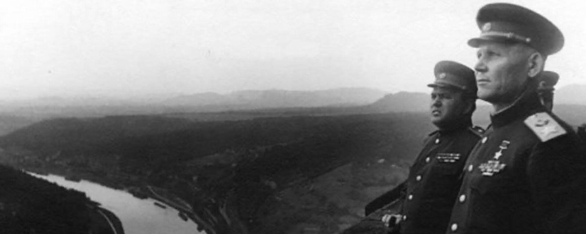 Ivan Stěpanovič Koněv - Sputnik Česká republika, 1920, 27.01.2021