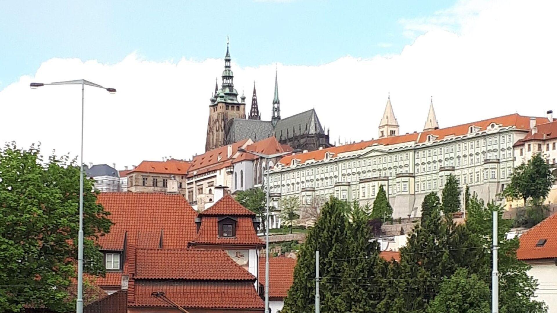Praha v době koronaviru - Sputnik Česká republika, 1920, 05.07.2021
