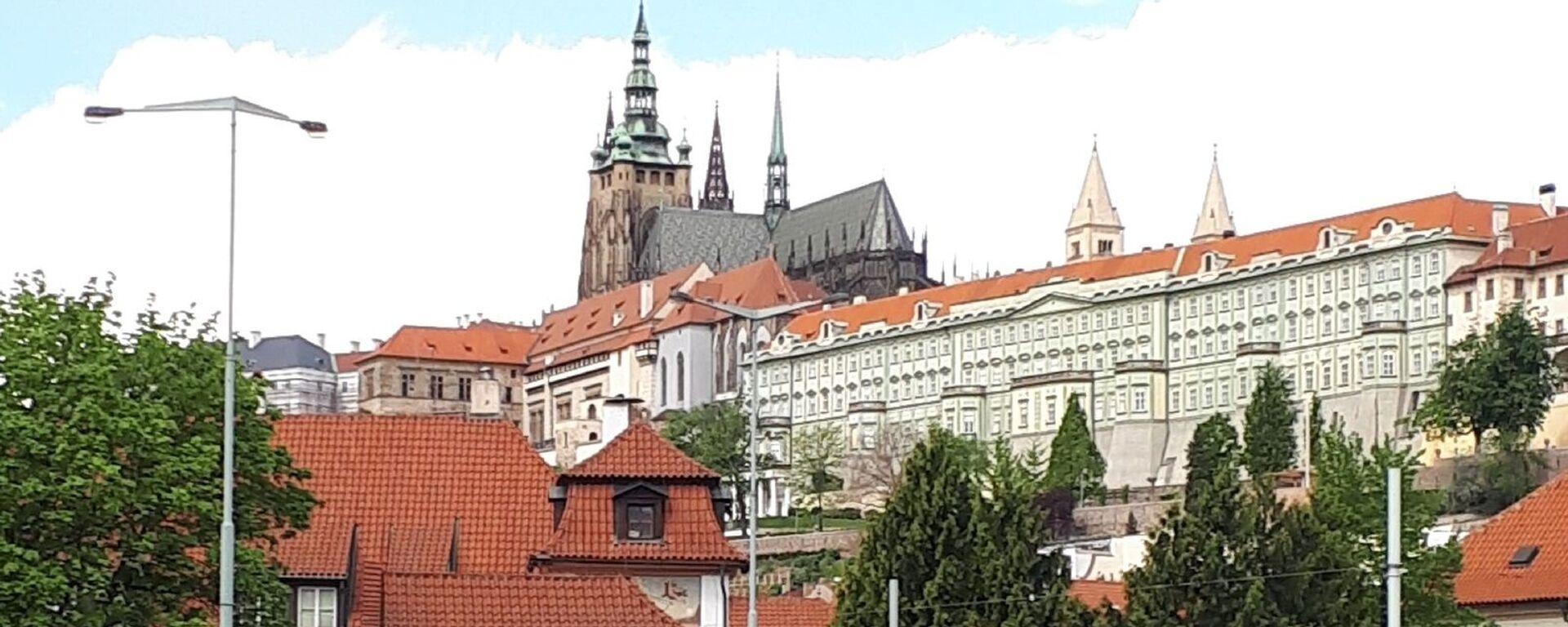 Praha v době koronaviru - Sputnik Česká republika, 1920, 04.05.2021