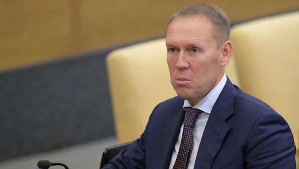 Člen výboru Státní dumy pro bezpečnost a boj s korupcí Andrej Lugovoj - Sputnik Česká republika