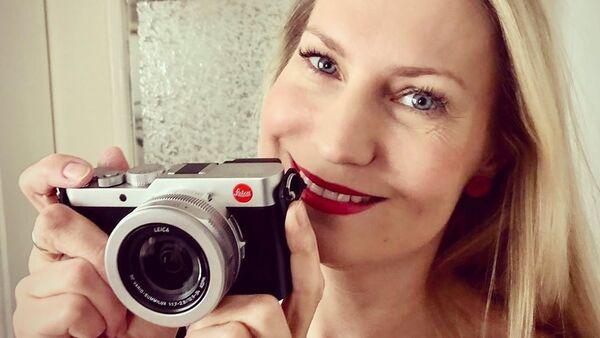 Česká novinářka, dokumentaristka a fotografka Lenka Klicperová. - Sputnik Česká republika