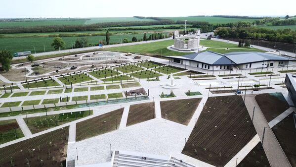 Vojensko-historický muzejní komplex Sambecké výšiny v Rostovské oblasti. - Sputnik Česká republika