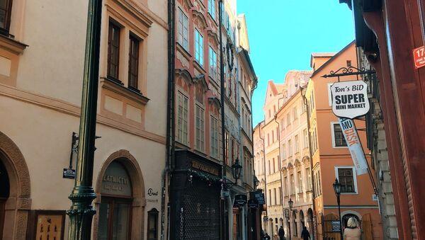 Praha v době koronavirusu - Sputnik Česká republika