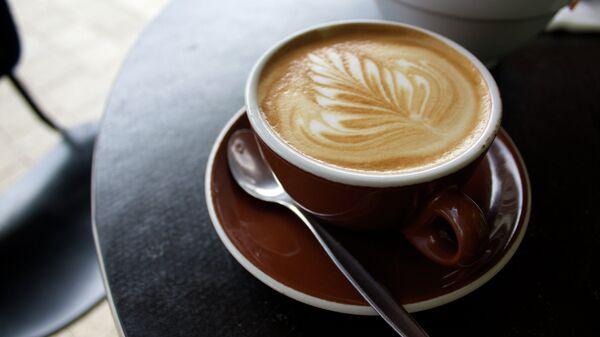 Šálek kávy. Ilustrační foto - Sputnik Česká republika