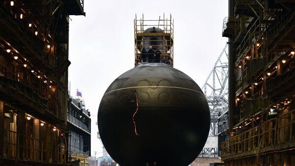 Ponorka Volchov - Sputnik Česká republika