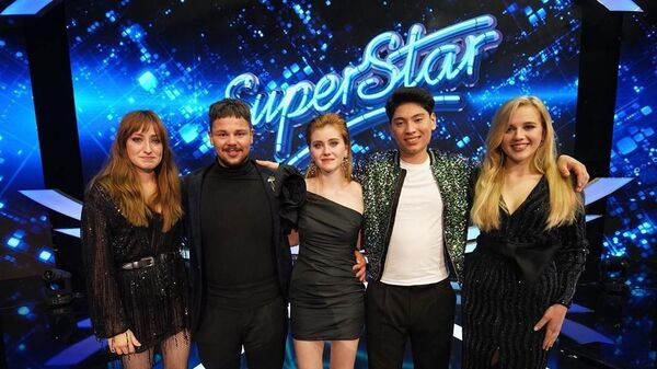 Účastníci SuperStar - Sputnik Česká republika