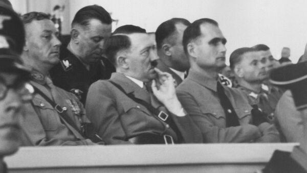 Adolf Hitler a Rudolf Höss - Sputnik Česká republika