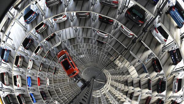 Továrna Volkswagen - Sputnik Česká republika