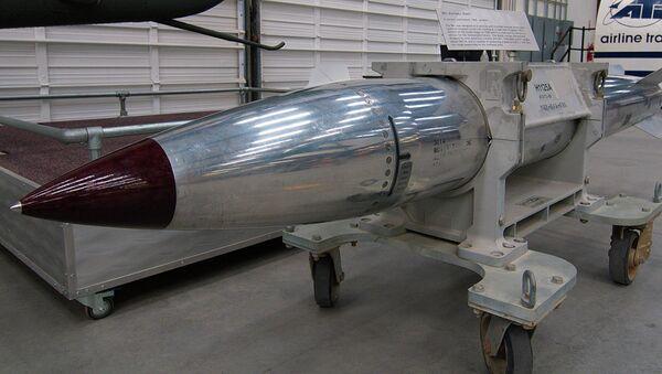 Atomová bomba B61 - Sputnik Česká republika