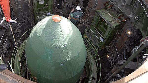 Jaderná raketa  - Sputnik Česká republika