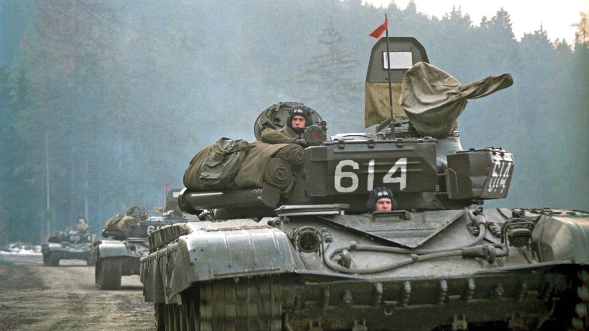 Stažení sovětské armády z Československa - Sputnik Česká republika, 1920, 24.06.2021