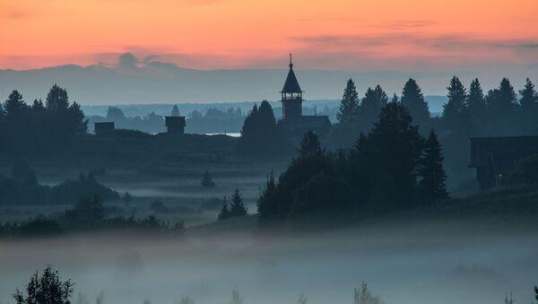 Přírodní rezervace Kiži v Karélii. - Sputnik Česká republika