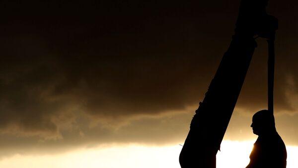 Статуя Роберта Миллигана, Лондон - Sputnik Česká republika