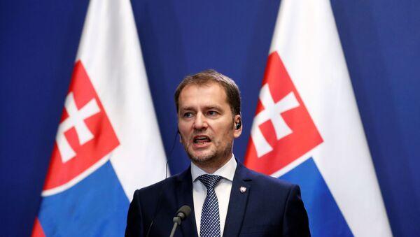 Igor Matovič - Sputnik Česká republika
