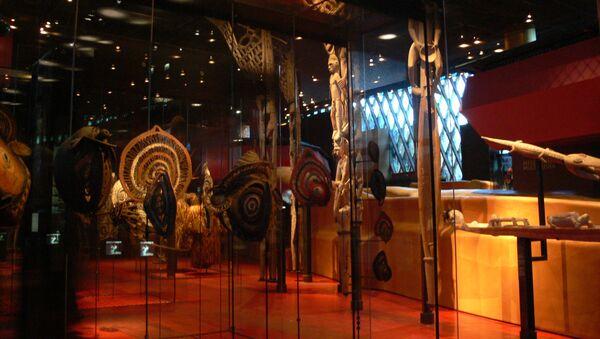 Muzeum na nábřeží Branly - Sputnik Česká republika