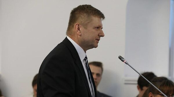 Člen předsednictva SPD Radovan Vích - Sputnik Česká republika