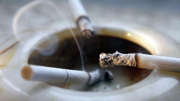 Cigarety - Sputnik Česká republika