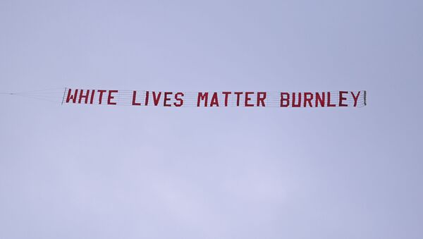 White Lives Matter - Sputnik Česká republika