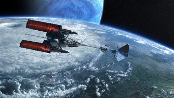 Snímek z filmu Avatar - Sputnik Česká republika