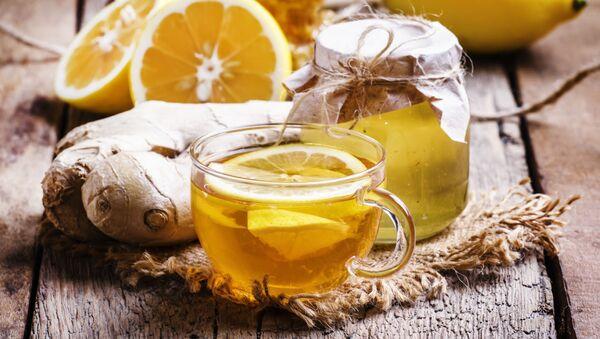 Čaj s medem a citrónem - Sputnik Česká republika