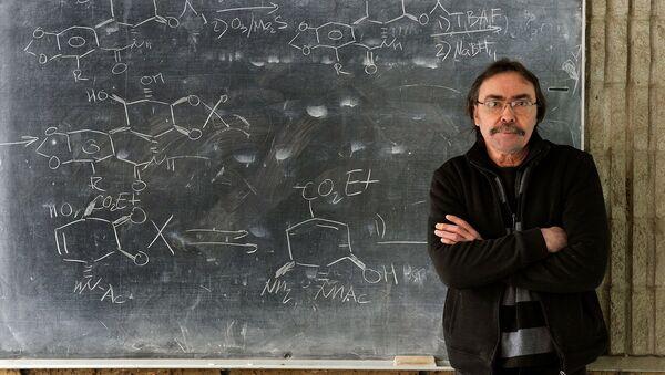 Kanadský vědec českého původu Tomáš Hudlický - Sputnik Česká republika