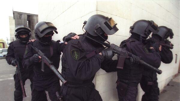 Příslušníci speciálních sil ALFA spadajících pod FSB - Sputnik Česká republika