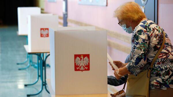 Prezidentské volby v Polsku - Sputnik Česká republika