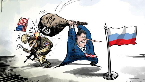 Kdo s čím v Afghánistánu zachází, tím také schází - Sputnik Česká republika
