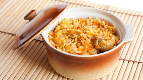 Rýže v hrnci - Sputnik Česká republika