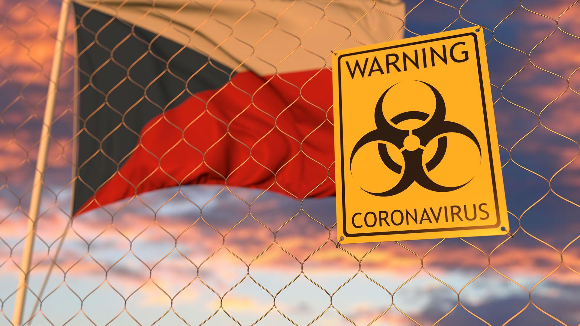 Koronavirus v Česku - Sputnik Česká republika, 1920, 05.09.2021