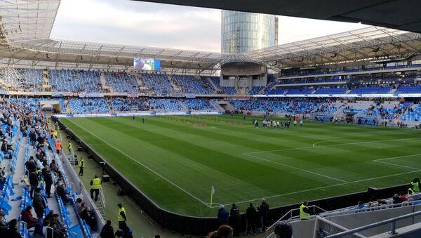 Národný futbalový štadión - Sputnik Česká republika