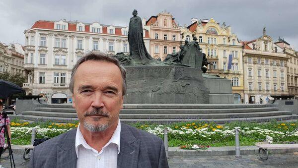 Mgr. Jiří Kobza - Sputnik Česká republika
