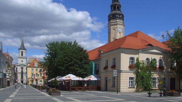 Město Zielona Góra v Lubušském vojvodství - Sputnik Česká republika