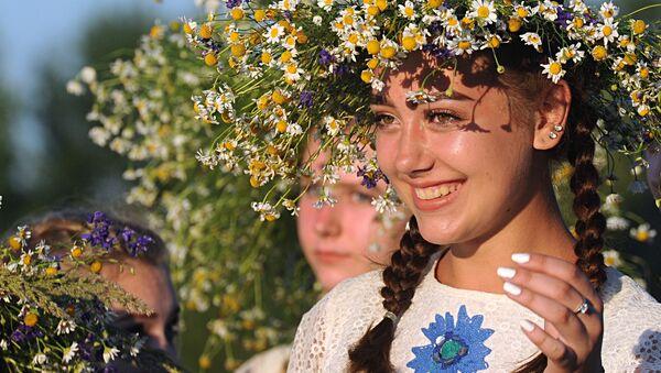 Slovanské krásky: Půvab a láska na první pohled - Sputnik Česká republika