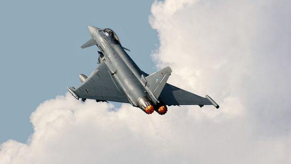 Německý Eurofighter - Sputnik Česká republika