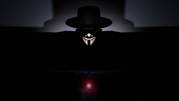Anonymous - Sputnik Česká republika