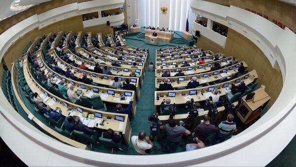 Rada federace RF - Sputnik Česká republika