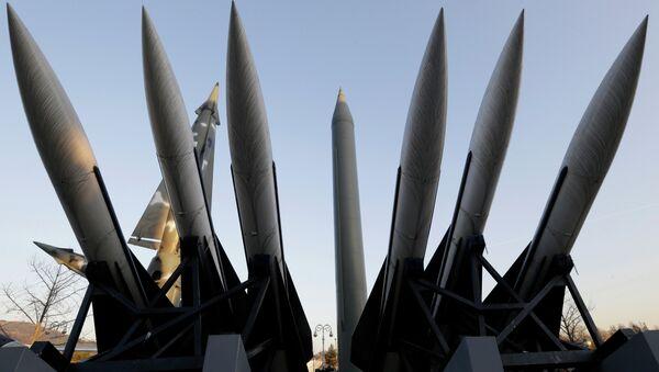 Jaderné rakety KLDR - Sputnik Česká republika