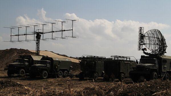 Ruská vojenská technika na základně Hmeimim v Sýrii - Sputnik Česká republika