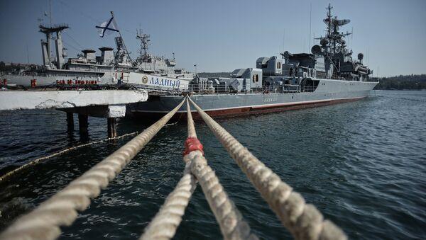 Černomořské loďstvo - Sputnik Česká republika