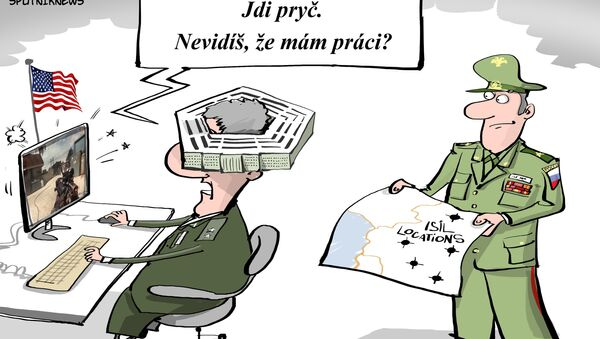 Volání povinnosti - Sputnik Česká republika