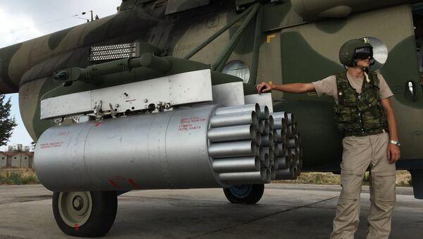 Ruská základna Chmejmim v Sýrii - Sputnik Česká republika