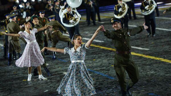 Alexandrovův soubor písní a tanců - Sputnik Česká republika