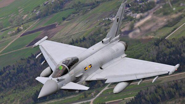 Typhoon FGR4 - Sputnik Česká republika