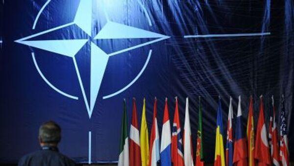 Logotyp NATO - Sputnik Česká republika